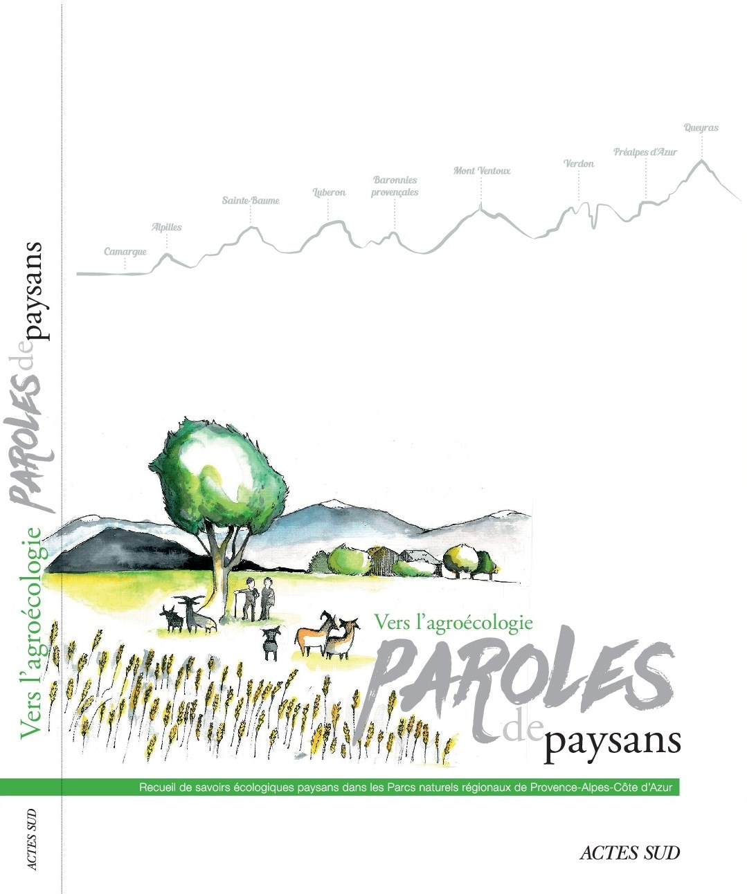 Actes-Sud_Vers_l'agroécologie_paroles_de_paysans_couverture