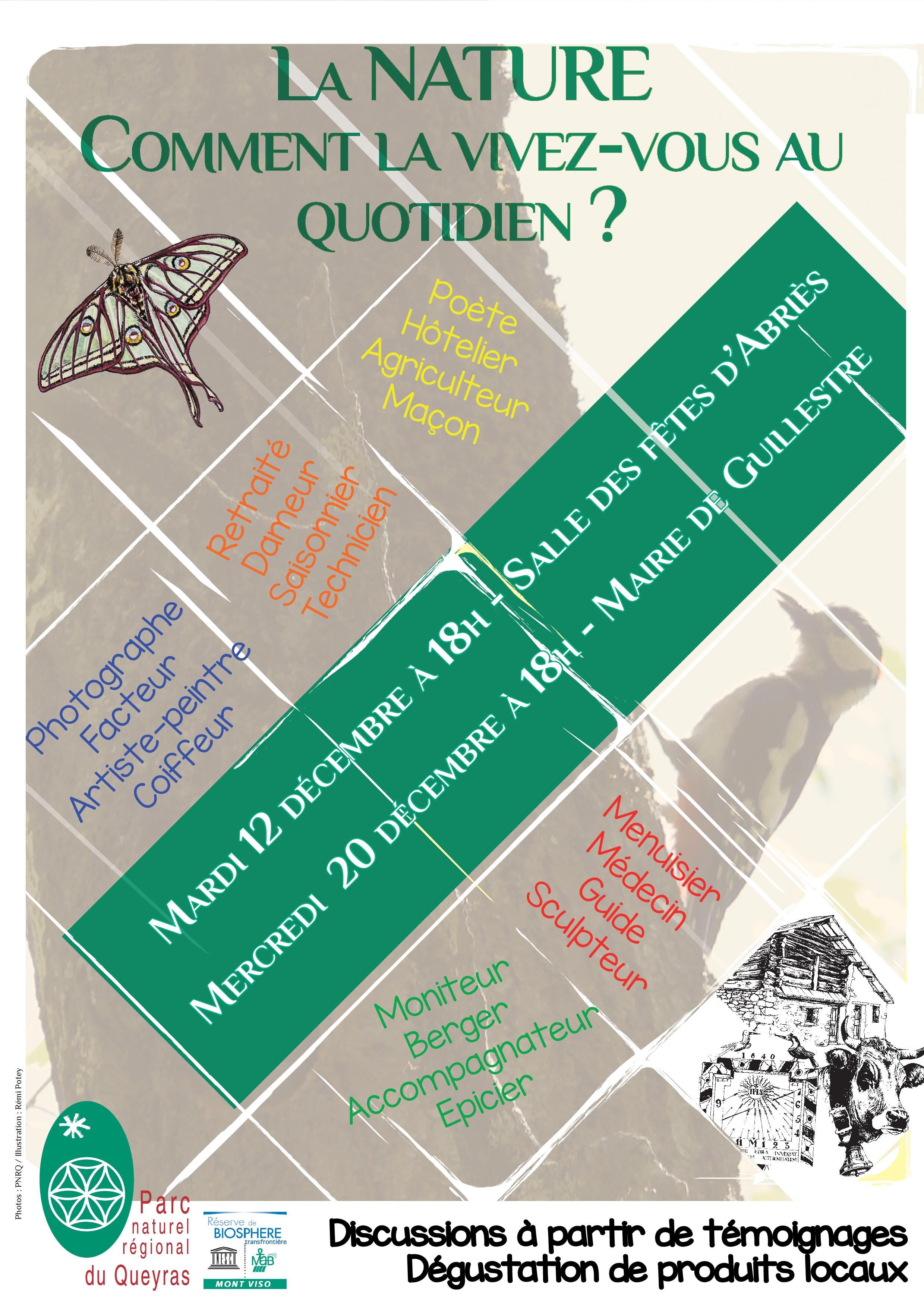 Affiche réunion biodiversité 12-20 décembre