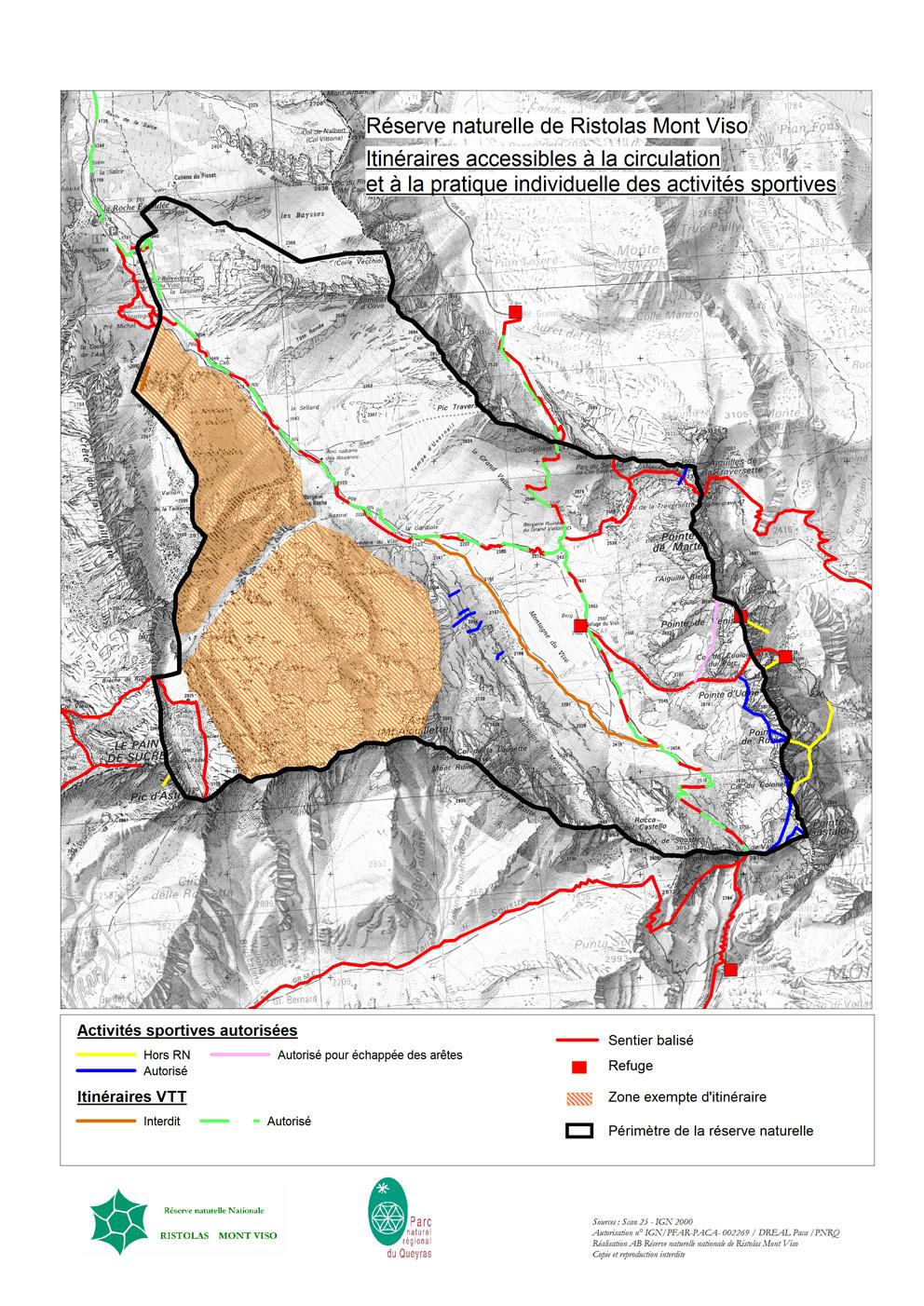 Carte Touristique Du Queyras.Carte Et Acces Parc Naturel Regional Du Queyras