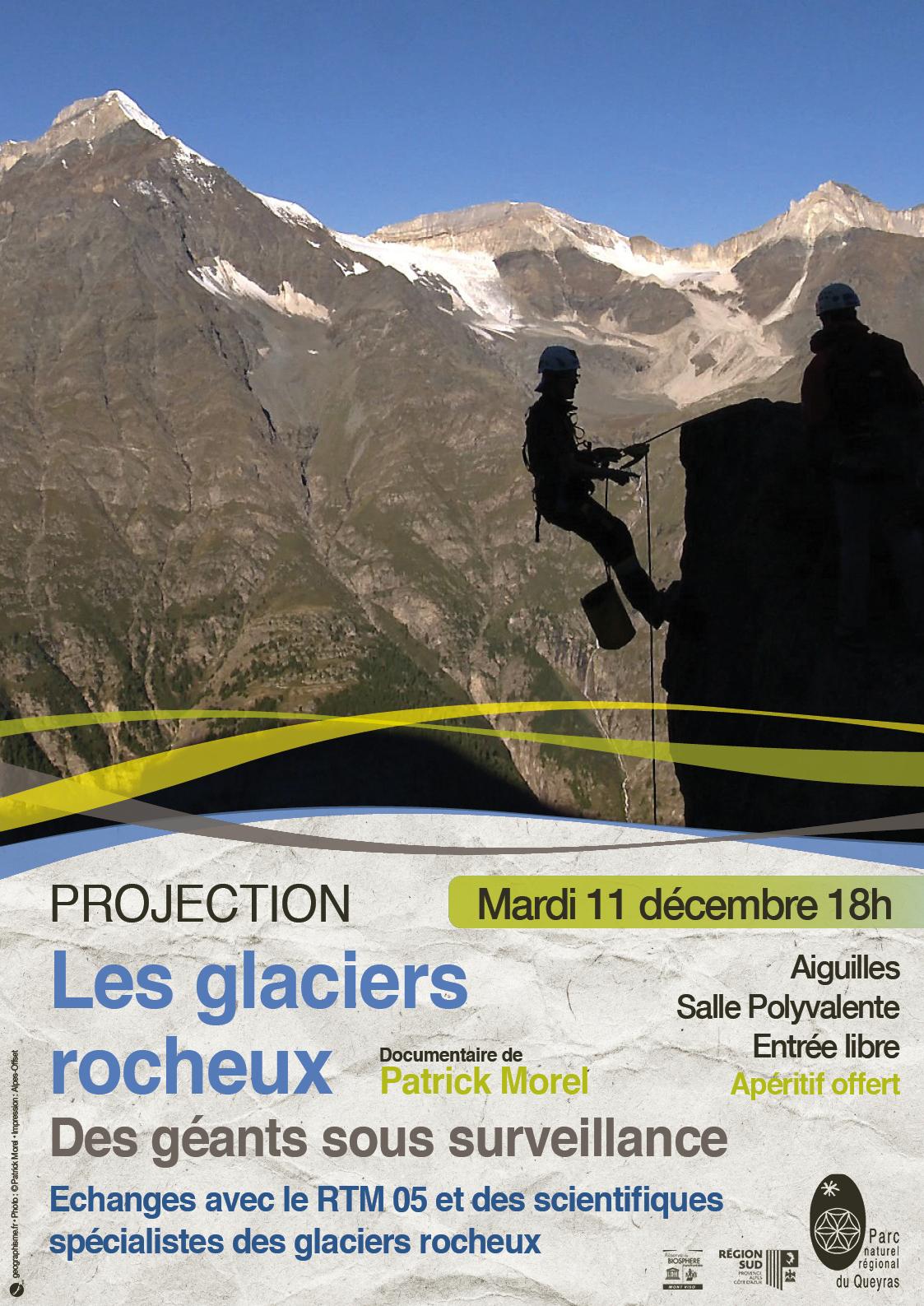 AFFICHE-Glaciers rocheux-11Dec-WEB